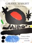 Joan Miró: Galerie Maeght, 1967
