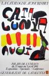 Joan Miró: Catalunya Avui, 1981