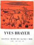 Yves Brayer: Musée de Cagnes, 1957