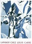 André Lanskoy: Galerie Carré, 1957