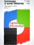Sonia Delaunay: hommage a sonja delaunay, 1975