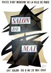 Henry George Adam: Salon de Mai, 1960