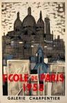 Claude Venard: Galerie Charpentier, 1958