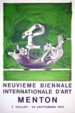 Graham Sutherland: Menton, 1972 (grün)
