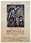 Georges Rouault: Menton, 1953