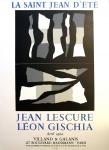 Léon Gischia: Galerie Villand Galanis, 1964