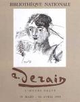 André Derain: Bibliothèque Natinale, 1955