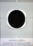 Amadeo Gabino: Galerie van der Voort, 1974