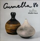 Antoni Cumella: Handzeichnung auf Plakat, 1980