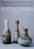 Antoni Cumella: Hetjens Museum, 1982