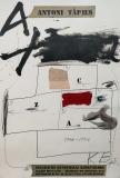 Antoni Tàpies: Kunsthalle Baden-Baden, 1977