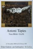 Antoni Tapies: Erker-Galerie, 1989