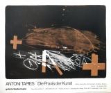 Antoni Tàpies: Galerie Biedermann, 1976