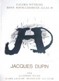 Antoni Tàpies: Galerie Wünsche, 1970