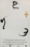 Antoni Tapies: Museo Reina, 1995