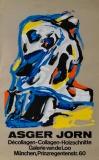 Asger Jorn: Galerie van de Loo, 1970