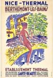 Emmanuel Bellini: Nice Termal, 1955