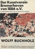 Wolff Buchholz: Kunstverein Bremerhaven, 1962