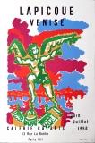 Charles Lapicque: Galerie Galanis, 1956