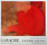 Claude Garache: Galerie Lelong, 1988