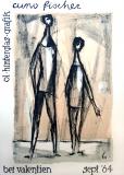 Cuno Fischer: Galerie Valentien, 1964