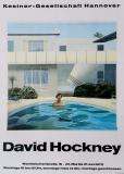 David Hockney: Kestner-Gesellschaft, 1970