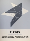Marcel Floris: Galerie van der Voort, 1972