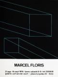 Marcel Floris: Galerie van der Voort, 1974
