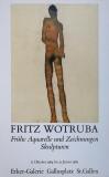 Fritz Wotruba: Erker Galerie, 1984