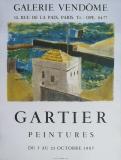 Pierre Gartier: Galerie Vendome, 1965