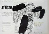 Georg-Karl Pfahler: affiche, 1961