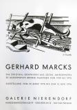Gerhard Marks: Galerie Nierendorf, 1976