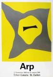 Hans Arp: Erker Galerie, 1985