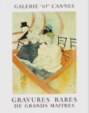 Henri de Toulouse Lautrec: Galerie 65 Cannes