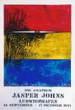 Jasper Johns: Kunsthalle Ludwigshafen, 1971