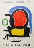Joan Miró: Sala Gaspar (2), 1970