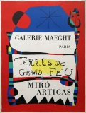 Joan Miró: Terres de Grand Feu, 1956