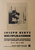 Joseph Beuys: Multiplikationen, 1992