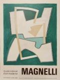 Alberto Magnelli: Musée National d Art Moderne, 1968