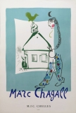 Marc Chagall: La Maison de mon Village, 1969