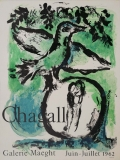 Marc Chagall: Galerie Maeght, 1962