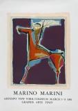 Marino Marini: Artexpo - New York, 1981