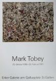 Mark Tobey: Erker Galerie, 1987