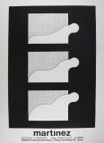 Juan Martinez: Galeria van der Voort, 1973