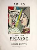 Pablo Picasso: Arles, 1970