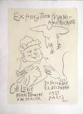 Pablo Picasso: Exposition Hispano-Americaine, 1951