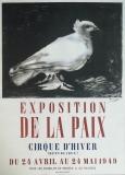Pablo Picasso: Exposition de la Paix, 1949