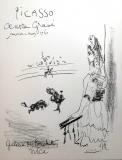 Pablo Picasso: Femme au Balcon, 1960