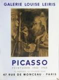 Pablo Picasso: Galerie Leiris, 1964