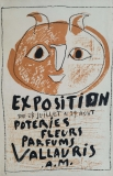 Pablo Picasso: Exposition Vallauris, 1948 (3)